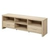 This item: Key West Weathered White 60-Inch Long TV Stand