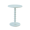 This item: Palm Beach Spindle Table, Sea Foam