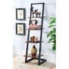 This item: Designs2Go Black 4 Tier Ladder Bookcase