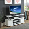 This item: Designs2Go White Monterey TV Stand