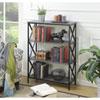 This item: Tucson 4 Tier Bookcase