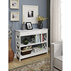 This item: Oxford 1 Drawer Console Table, White