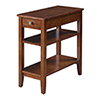 This item: American Heritage Three Tier End Table with Drawer