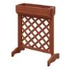 This item: Red Cedar Garden Raised Planter Box