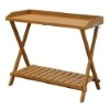 This item: Light Oak Garden Potting Bench