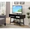 This item: Savannah Mid Century TV Stand in Black