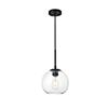 This item: Baxter Black Seven-Inch One-Light Mini Pendant