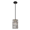 This item: Blair Oil Rubbed Bronze One-Light Mini Pendant
