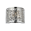 This item: Owen Chrome One-Light Wall Sconce