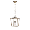 This item: Maddox Vintage Sliver One-Light Mini Pendant