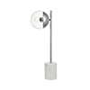 This item: Eclipse Chrome One-Light Table Lamp