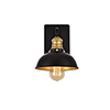 This item: Anders Black and Brass One-Light Wall Sconce