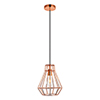 This item: Jago Copper 12-Inch One-Light Mini Pendant