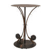 This item: Rustic Living Brown End Table