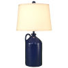 This item: Casual Living High Gloss Morning Jewel One-Light Table Lamp