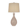 This item: Casual Living Antique Light Nude High Gloss One-Light Table Lamp