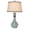 This item: Coastal Living Weathered Atlantic Gray One-Light Genie Bottle Table Lamp