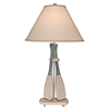 This item: Coastal Living Weathered Nude One-Light Two-Paddle Table Lamp