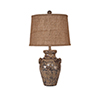 This item: Casual Living Tarnished Cottage One-Light Table Lamp