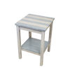 This item: Seaside Villa Stripe  17-Inch End Table