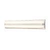 This item: Brushed Nickel LED Bath Vanity