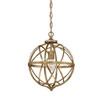 This item: Lakewood Vintage Gold One-Light Pendant