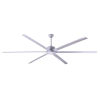 This item: Fanbos Aluminum 96-Inch Ceiling Fan