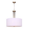 This item: River Gold Three-Light Chandelier