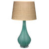 This item: Scavo Frosted Aqua One-Light Table Lamp