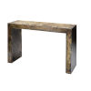 This item: Charlemagne Acid Washed Console Table