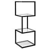This item: Floating Black Shelf