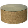 This item: Harbor Natural Sea Grass Coffee Table
