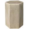 This item: Porto Pistachio Ceramic 13-Inch Ceramic Side Table