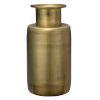 This item: Hera Antique Brass Metal Vase