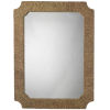 This item: Marina Natural Seagrass 36 x 48 Inch Mirror