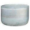 This item: Vapor Metallic Opal Five-Inch Glass Vase