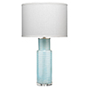 This item: Atwater Sky Blue Glass Table Lamp