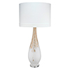 This item: Dewdrop Gold Ombre One-Light Table Lamp