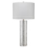 This item: Silver Glass One-Light Table Lamp