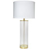 This item: Rockefeller Brass One-Light Table Lamp