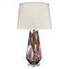 This item: Watercolor Plum One-Light Table Lamp