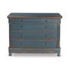 This item: Blue Waves Cabinet