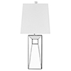 This item: Sparkle Frosted White 28-Inch One-Light Table Lamp