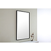 This item: Eternity Black 24-Inch Mirror