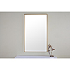 This item: Eternity Brass 24-Inch Mirror