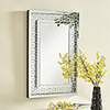 This item: Sparkle Crystal 24-Inch Mirror