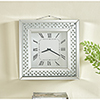 This item: Sparkle Crystal 20-Inch Wall clock