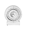 This item: Sparkle Crystal 10-Inch Round Table clock
