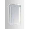 This item: Elixir Silver Powder Coating 30-Inch LED Mirror 5000K