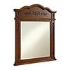 This item: Danville Brown Mirror